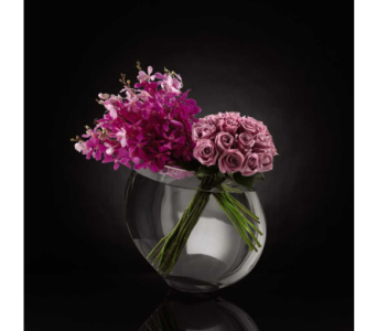 Duet Luxury Bouquet in Noblesville IN, Adrienes Flowers & Gifts