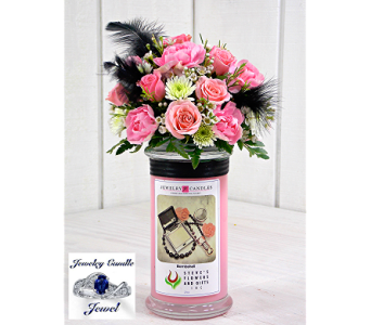 Jewelry Candle-Bombshell in Indianapolis IN, Steve's Flowers and Gifts
