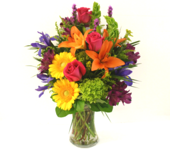 COLORFUL EMBRACE in Arlington VA, Twin Towers Florist