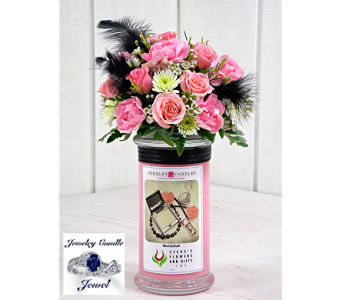 Jewelry Candle-Bombshell in Pendleton IN, The Flower Cart