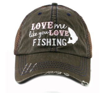 Love Me Like Fishing in Bonita Springs FL, Heaven Scent Flowers Inc.