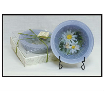 Lavender Chamomile Candle in Bonita Springs FL, Heaven Scent Flowers Inc.