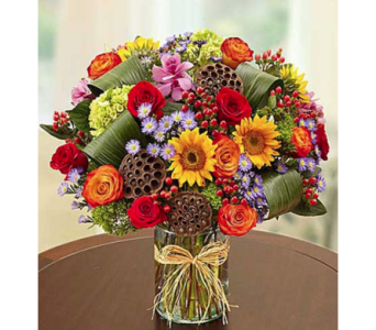 Garden of Grandeur for Fall in Fairfax VA, Exotica Florist, Inc.