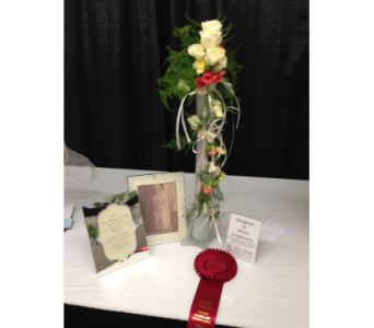 Alison-2nd Place-2013 in Wake Forest NC, Wake Forest Florist