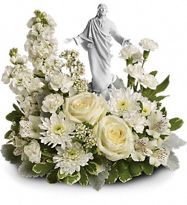 Teleflora's Forever Faithful Bouquet in Warren MI, J.J.'s Florist - Warren Florist