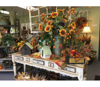 Our Showroom in Beaver in Beaver PA, Snyder's Flowers