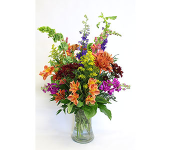 Harvest Vase in Lower Gwynedd PA, Valleygreen Flowers and Gifts