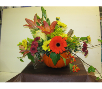 Fall Seasonal Mix in Blue Bell PA, Country Flower Shoppe