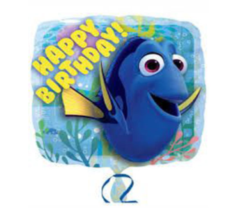 Happy Birthday Finding Dory in Guelph ON, Patti's Flower Boutique