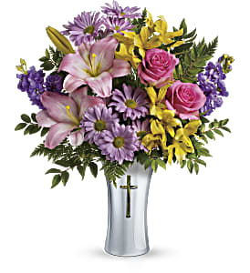 Teleflora's Bright Life Bouquet in Randallstown MD, Raimondi's Funeral Flowers