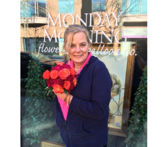 Diane, Designer in Princeton, Plainsboro, & Trenton NJ, Monday Morning Flower and Balloon Co.