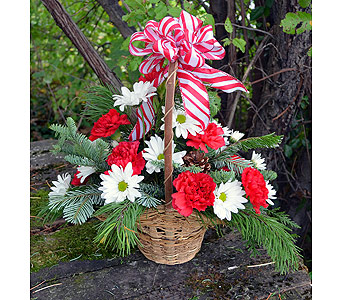 Tinsel Twist in Indianapolis IN, Gillespie Florists