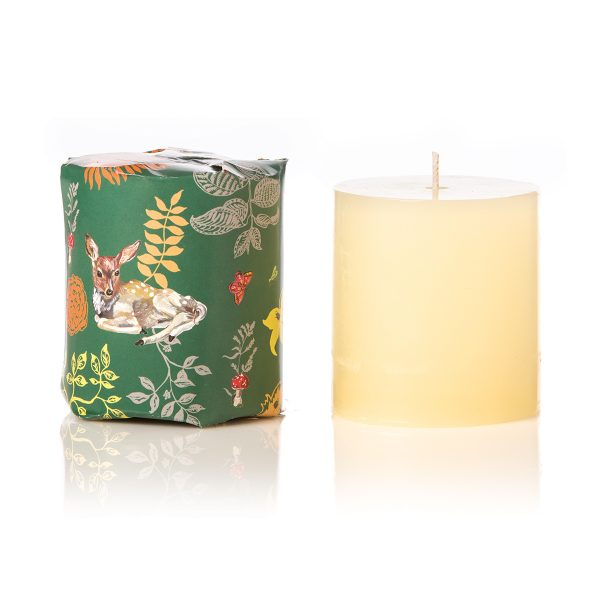 Green Tangerine wax candle in Sitka AK, Bev's Flowers & Gifts