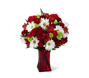 Cherry Sweet� Bouquet in Norfolk VA, The Sunflower Florist