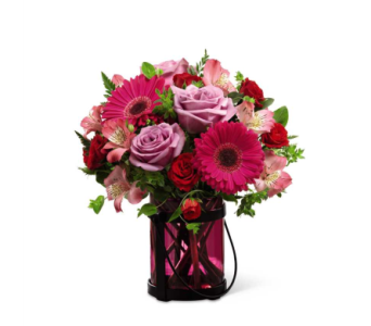Pink Exuberance� Bouquet. in Norfolk VA, The Sunflower Florist