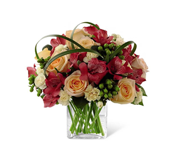 The FTD� All Aglow� Bouquet in Branford CT, Myers Flower Shop