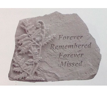 Forever Remembered w/fern in Grand Ledge MI, Macdowell's Flower Shop