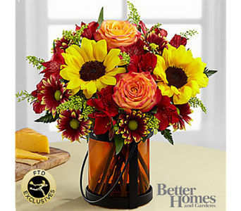 FTD� Giving Thanks� Bouquet by Better Homes and Ga in Birmingham AL, Norton's Florist