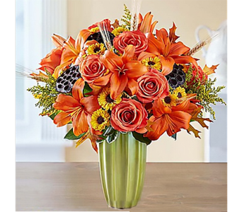 Autumn Sophistication� in Birmingham AL, Norton's Florist