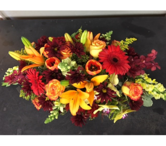 Fall's Finest in Oakland CA, J. Miller Flowers and Gifts