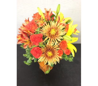 Fall Elegance in Oakland CA, J. Miller Flowers and Gifts
