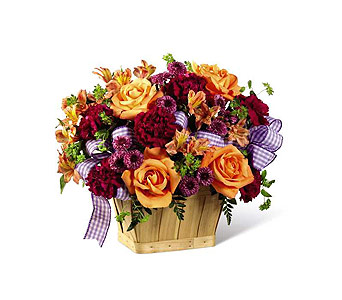 FTD New Dream Basket in Branford CT, Myers Flower Shop