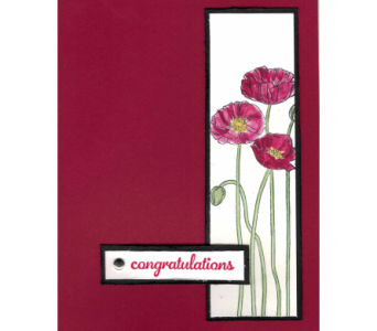 Congratulations in Granite Bay & Roseville CA, Enchanted Florist