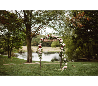 Wedding in Lancaster PA, Petals With Style