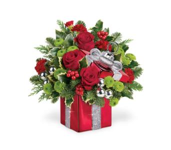 Gift Wrapped in Big Rapids, Cadillac, Reed City and Canadian Lakes MI, Patterson's Flowers, Inc.