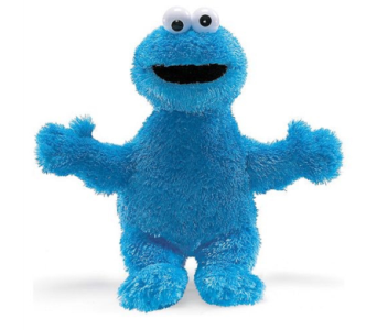 Cookie Monster in Princeton, Plainsboro, & Trenton NJ, Monday Morning Flower and Balloon Co.