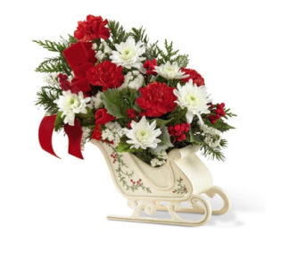 Lenox Sleigh in Orange VA, Lacy's Florist