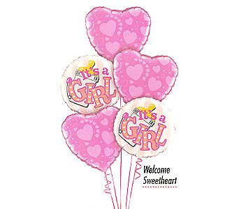 BB24 ''Welcome Sweetheart'' in Oklahoma City OK, Array of Flowers & Gifts