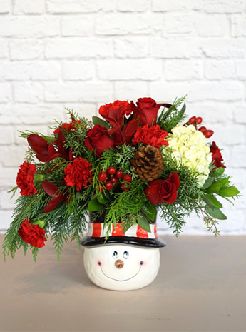 Frosty the Snowman in Fort Myers FL, Fort Myers Floral Designs