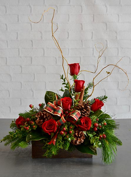 A Mountain Christmas in Fort Myers FL, Fort Myers Floral Designs