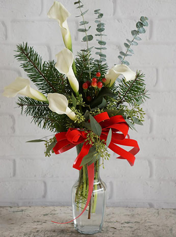 White Christmas in Fort Myers FL, Fort Myers Floral Designs