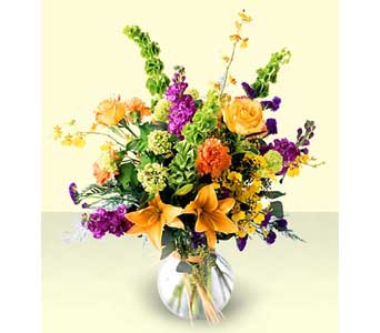 FTD® Cosmopolitan Bouquet in Cohasset MA, ExoticFlowers.biz
