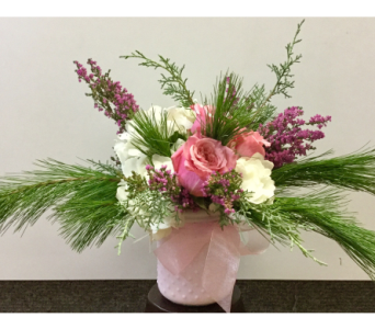 Custom Arrangement in Northfield MN, Forget-Me-Not Florist