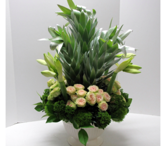Opulence In Bloom in Traverse City MI, Teboe Florist