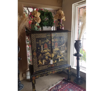 Antique in San Antonio TX, Allen's Flowers & Gifts