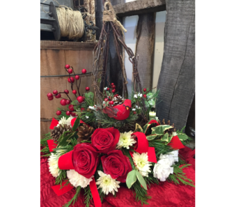 Send Christmas Flowers In Spring Hill Fl Sherwood