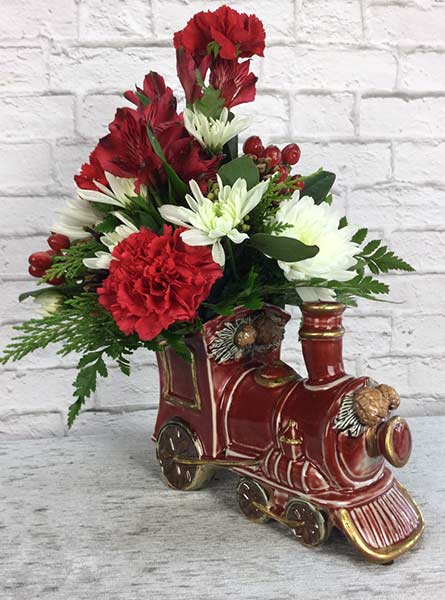 Polar Express in Fort Myers FL, Fort Myers Floral Designs