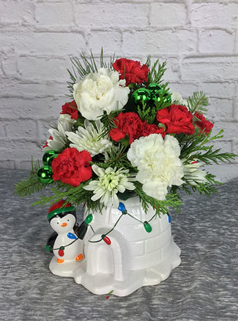 Arctic Christmas in Fort Myers FL, Fort Myers Floral Designs