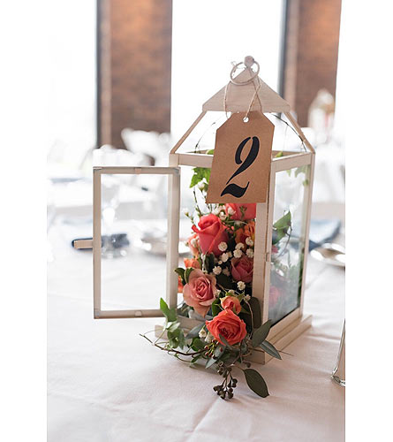 Pettyjohn Wedding Centerpiece  in Middletown DE, Forget Me Not Florist & Flower Preservation