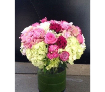 Early Garden Bouquet  in Bellevue WA, CITY FLOWERS, INC.