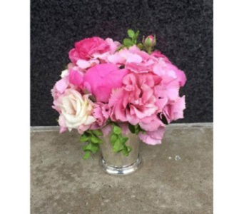 PINK SPRING JULEP   in Bellevue WA, CITY FLOWERS, INC.