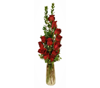 Simply Roses Premium in Moorhead MN, Country Greenery