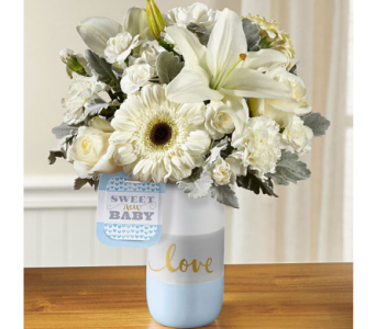 The FTD� Sweet Baby Boy� Bouquet by Hallmark in El Paso TX, Executive Flowers