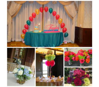 Click to view in Princeton, Plainsboro, & Trenton NJ, Monday Morning Flower and Balloon Co.