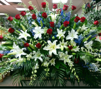 PODIUM ARRANGEMENT 110 in Arlington VA, Twin Towers Florist