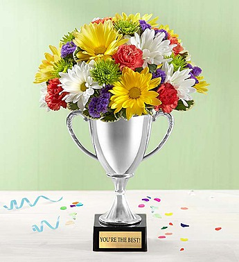 Trophy Bouquet in Camp Hill and Harrisburg PA, Pealer's Flowers